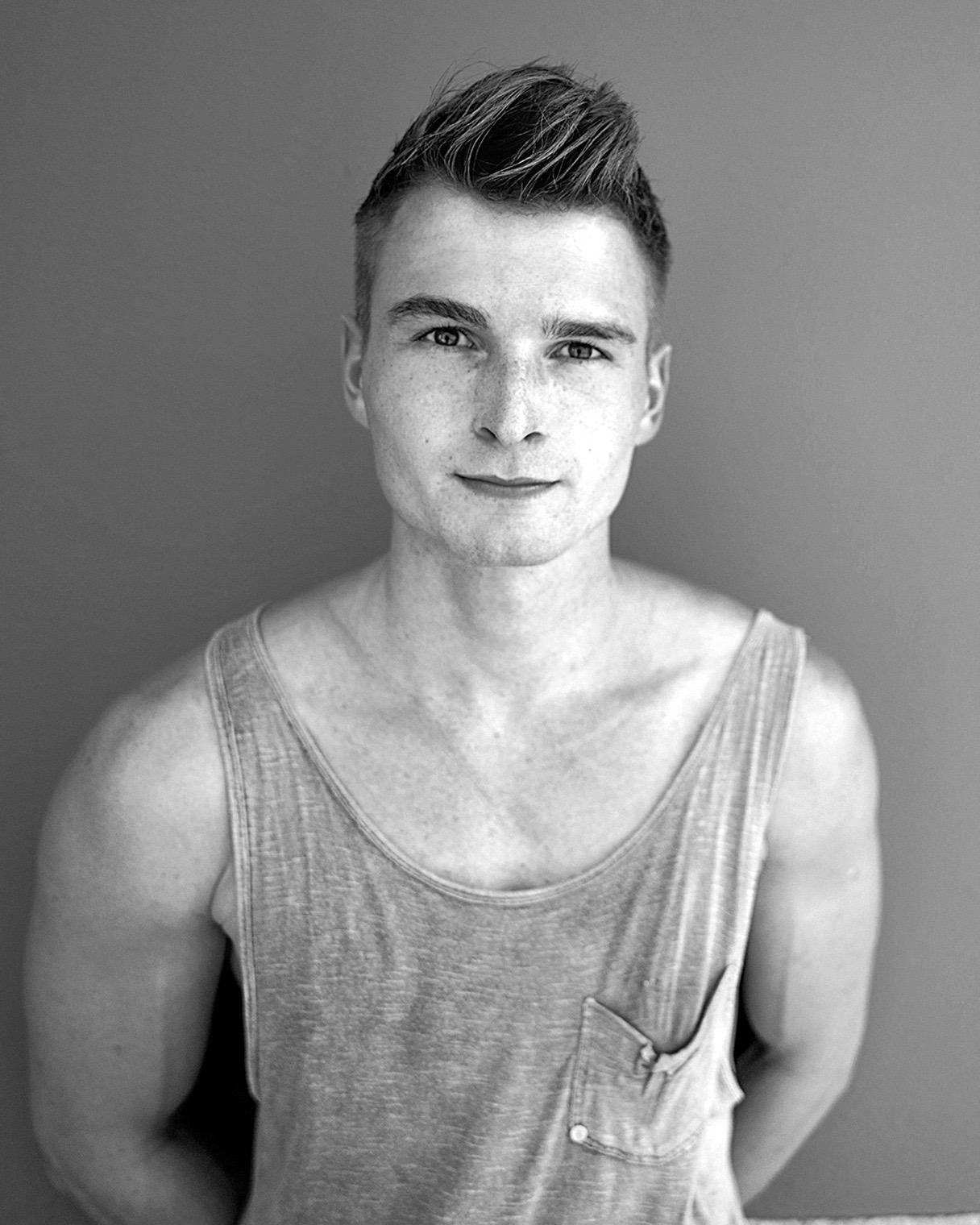 Portrait of Brian Rauschert