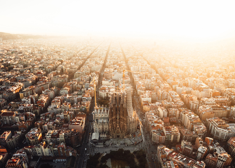 Brian Rauschert Foto und Video in Barcelona Aerial Photography